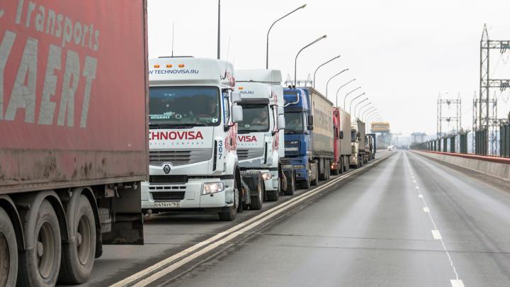 В Самарской области 8 мая ограничат движение транспорта по трассе М-5