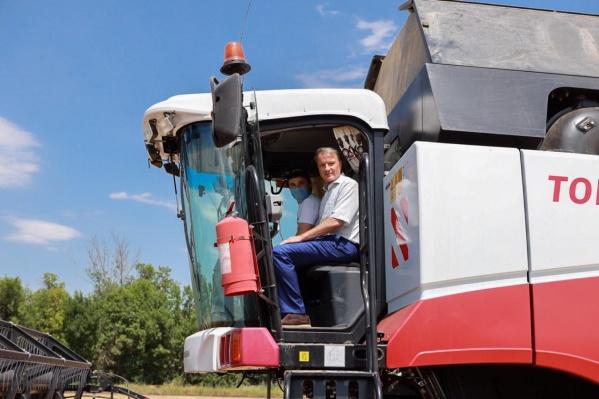 Cognitive Agro Pilot обеспечивает безопасную работу в сложных погодных условиях и при любой освещенности