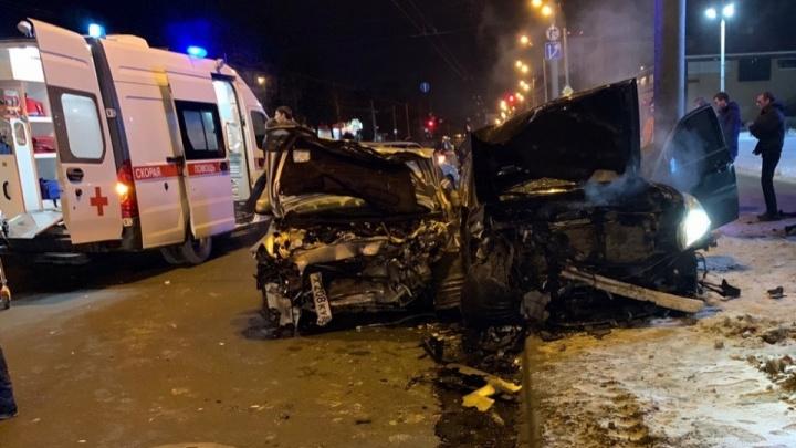 В Нижнем Новгороде осудят 18-летнего водителя Infiniti за ДТП с тяжкими травмами