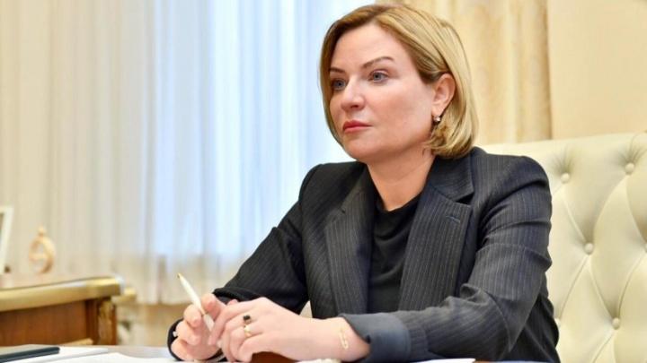 Министр культуры России Ольга Любимова прибыла в Архангельск