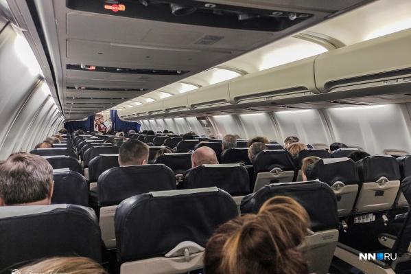 В Крым авиакомпания будет летать ежедневно