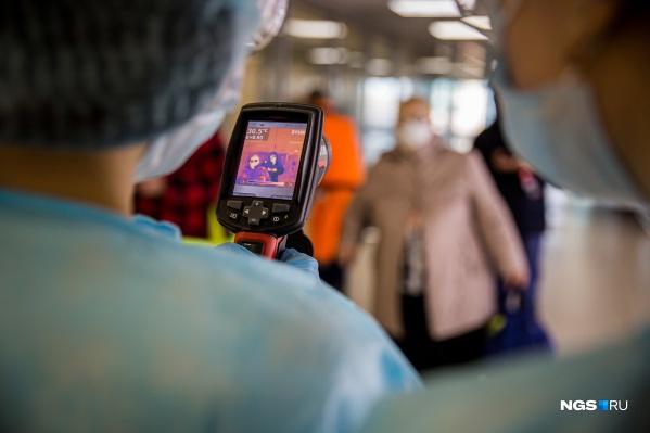 В Кузбассе 657 человек находятся в больницах, 398 человек уже вылечились от коронавируса