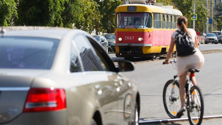 Волгоградцы потребовали у президента вернуть на маршрут трамвай № 1