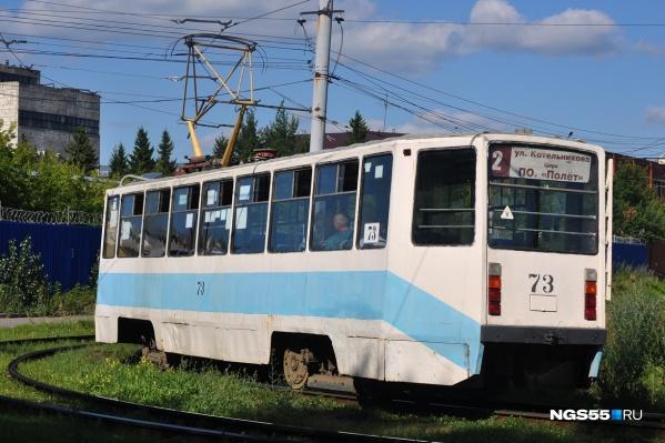 """Трамваи <nobr class=""""_"""">№ 4</nobr> и <nobr class=""""_"""">№ 9</nobr> будут дублировать маршрут"""