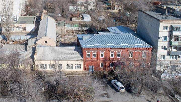 В Волгограде бывший военкомат могут передать под мечеть