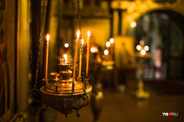 В Переславле-Залесском переживают, чтобы в церковь не прошли москвичи