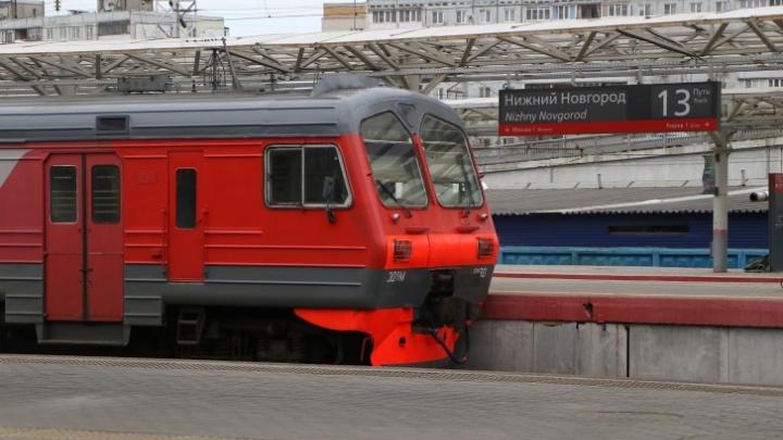 Из Нижнего Новгорода в Москву будет ходить меньше поездов из-за коронавируса