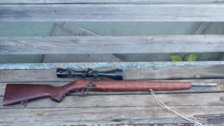 Под Волгоградом ФСБ нашла винтовку в закрытом детском лагере