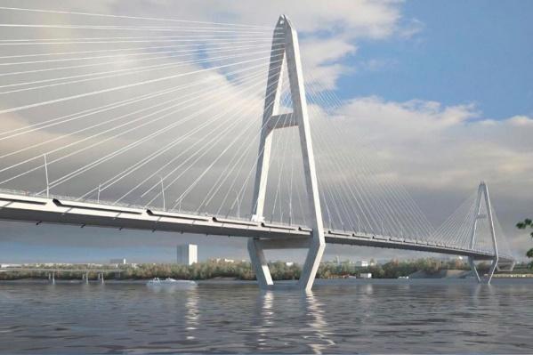 Третий мост через Каму должны построить в створе улицы Крисанова