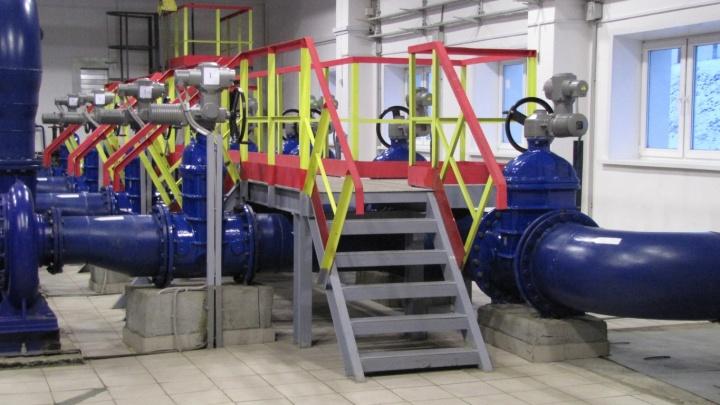 В среду десятки домов Октябрьского и Железнодорожного районов останутся без холодной воды