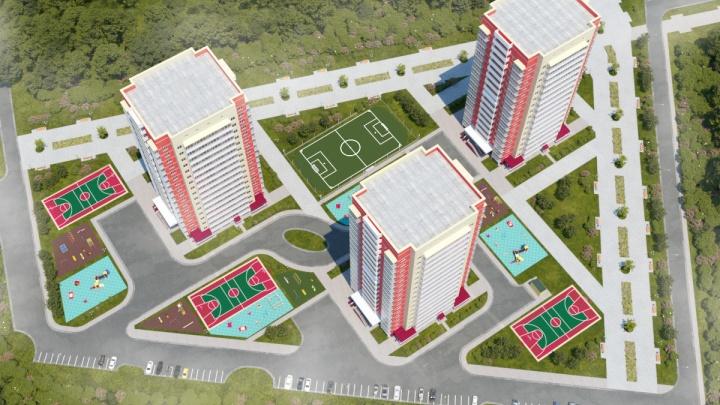 Омскими долгостроями на бульваре Архитекторов заинтересовалась прокуратура