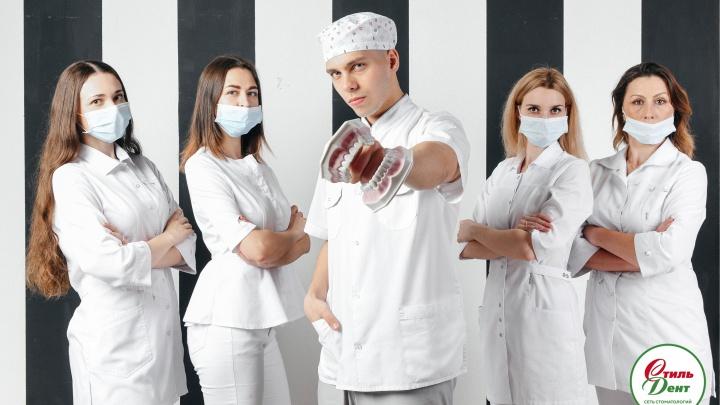 «И у меня на это 5 причин»: развеиваем мифы о протезировании и имплантации
