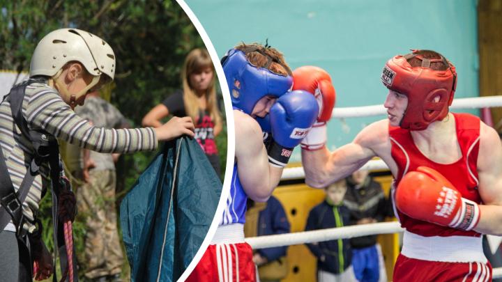 От конной езды до пауэрлифтинга: какие бесплатные спортивные секции для детей есть в Архангельске