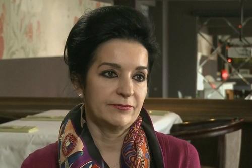 В последние годы Елена Терешкова стала часто появляться на торжественных праздниках вместе с именитой мамой