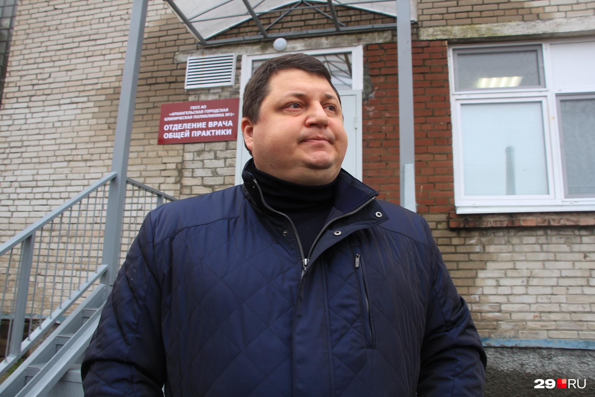 Антон Карпунов официально возглавил министерство в феврале 2016 года<br>