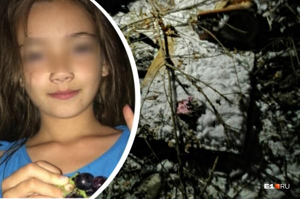 Школьница пропала 12 ноября. Ее тело нашли через три дня