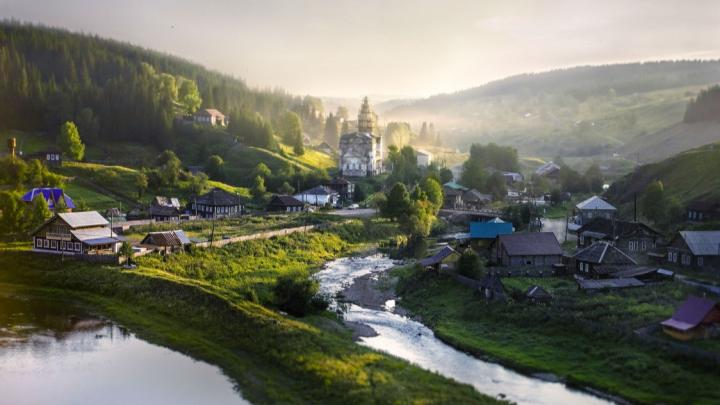 Село Кын в Пермском крае получило статус исторического поселения