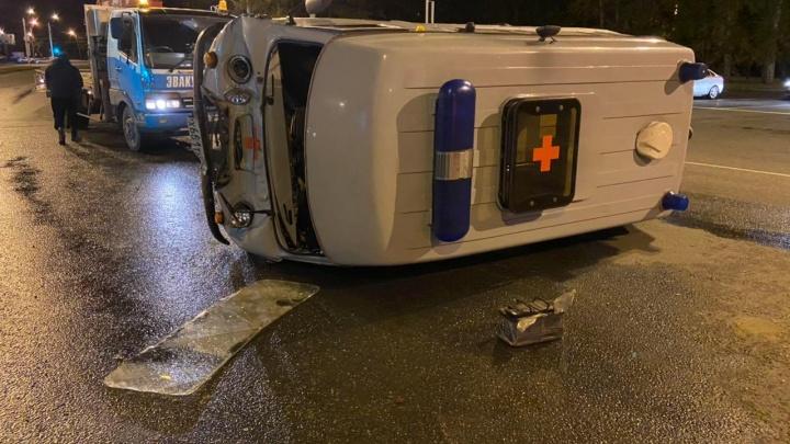 Водитель «Газели», «заваливший» скорую в Челябинске, отказался от теста на опьянение