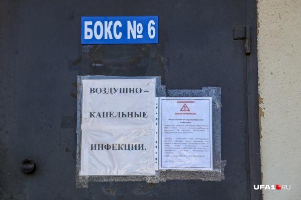 В Башкирии занято только 32 процента коечных мест для зараженных коронавирусом