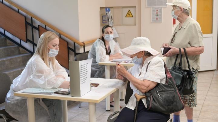 Посвящали оды Путину, плакали, крестились: как Ростов голосовал за поправки