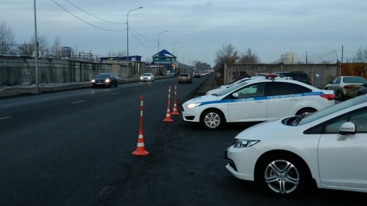 В Тюмени поймали молодого бесправника на BMW, который за год 45раз нарушил ПДД