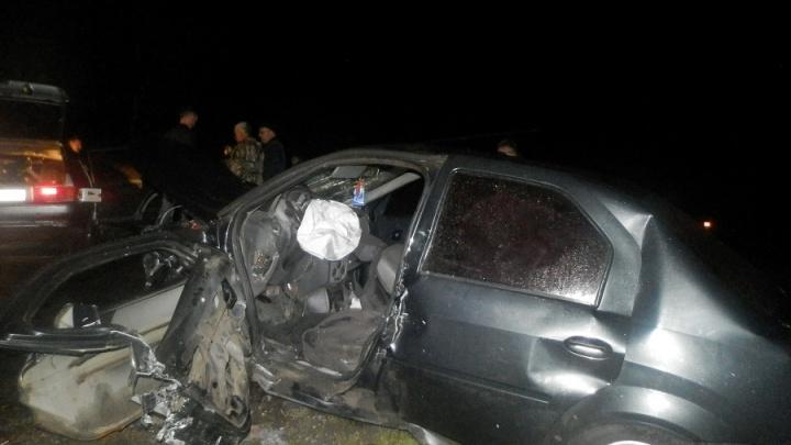 В Зауралье в аварии погибли шесть человек, в том числе два ребенка