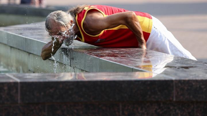 Синоптики рассказали, когда в Челябинске спадёт жара