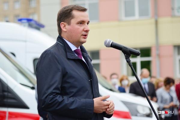 Александр Цыбульский заявил, что намерен купить здесь недвижимость <br>