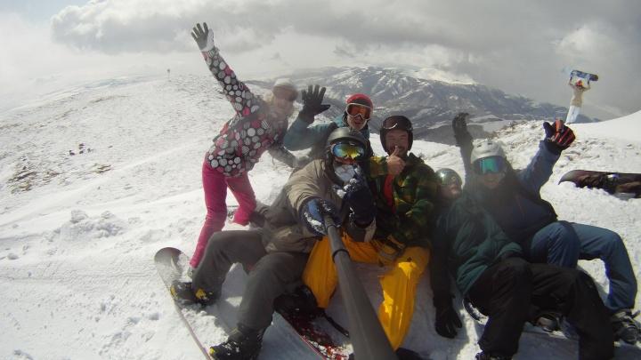 Мир глазами нижегородцев: где самые крутые горы в Армении