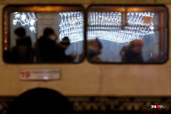 В первые дни после праздника общественный транспорт будет выходить на линию реже, чем в обычные выходные