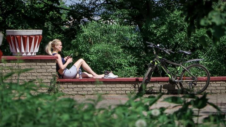 В эти выходные нижегородцев ожидает тёплая и солнечная погода