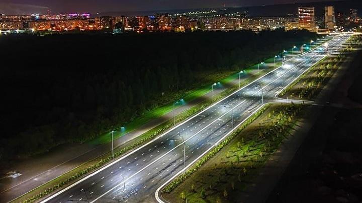 Илья Середюк рассказал о строительстве новой шестиполосной дороги в Кемерово