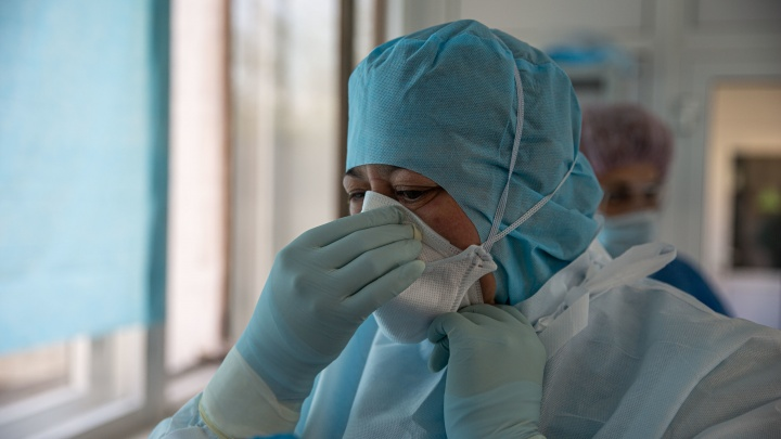 Ещё 97 новосибирцев заразились коронавирусом