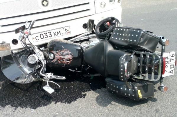 Авария случилась летом прошлого года