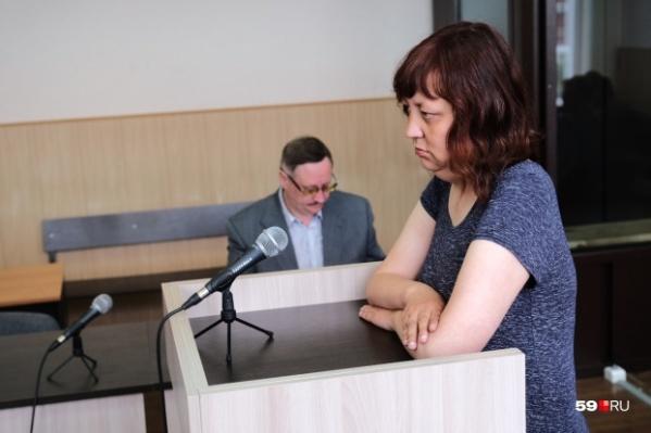 Яна Галкина пыталась доказать, что невиновна, но ей это не удалось
