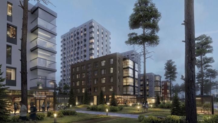«15 этажей — это не башни»: архитекторы одобрили новый квартал на ВИЗе, но предложили его уплотнить