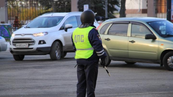 Полиция Архангельска задержала пьяного водителя, который попытался дать взятку сотруднику ДПС