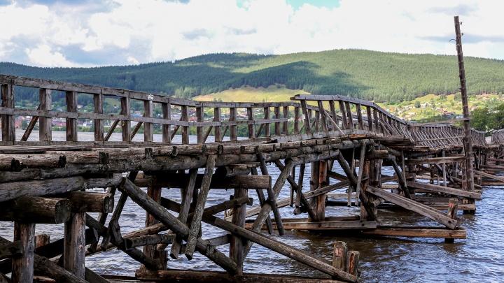 Зов вечной памяти: рассказываем о трагической судьбе белорецкого моста — звезды легендарного сериала
