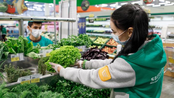 Заказ продуктов на дом за час: как работает сервис СберМаркет в Волгограде — взгляд изнутри