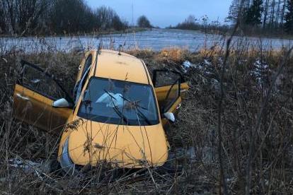 Водитель-нарушитель остался жив, а вот его пассажир погиб