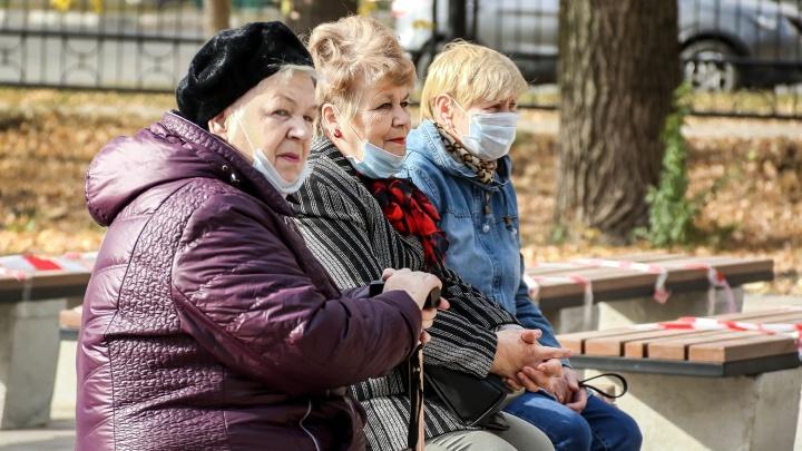 Нижегородцев с признаками ОРВИ обязали носить маски везде, кроме дома