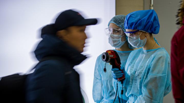 Озвучили результаты обследования изолированного в Архангельске моряка с подозрением на коронавирус