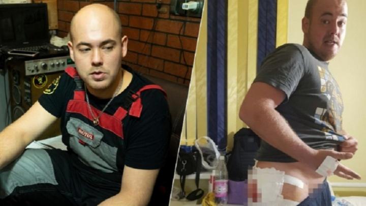 Екатеринбургский байкер, попавший в гнойную хирургию после обычного укола, выиграл суд у больницы