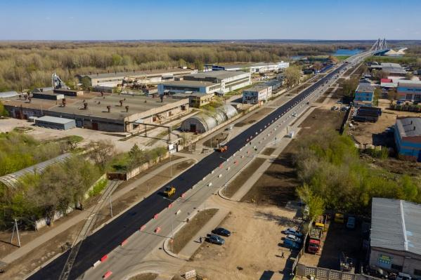 Пропускная способность Кировского моста после окончания ремонта увеличится