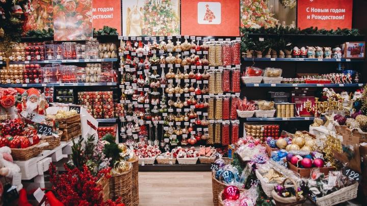 Купить мандарины в последний момент: график работы ТРЦ и гипермаркетов Тюмени 31 декабря и 1 января