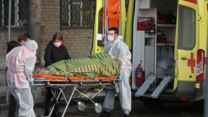 Скончались еще 7 пациентов, эвакуированных после взрыва в ковидном госпитале в Челябинске