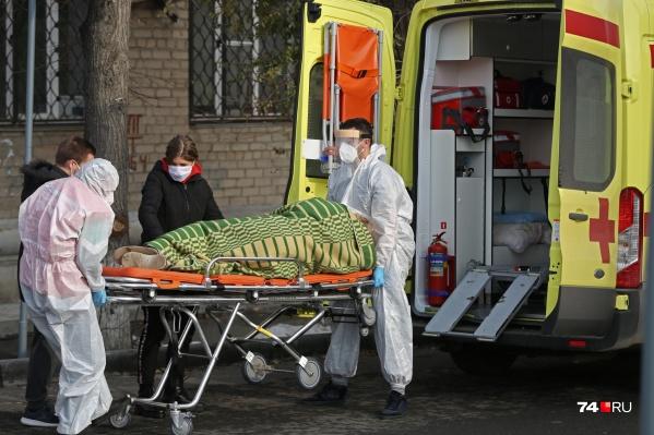 """Взрыв в городской клинической больнице <nobr class=""""_"""">№ 2</nobr> произошел месяц назад — 31 октября 2020 года"""