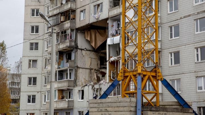 Жителей из взорвавшегося дома на улице Батова переселят в новостройки