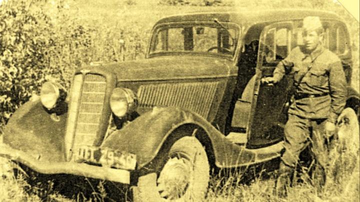 Фронтовой инстаграм: «Его машина без поломок прошла более 8000 километров»