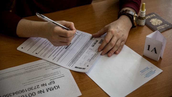 Кузбасские школьники получили аттестаты